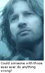 It's sort of about Faramir, too